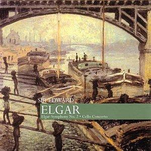 Image for 'Sir Edward Elgar-Symphony No. 2/ Cello Concerto'