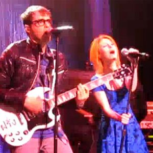 Image for 'Weezer feat. Hayley Williams'