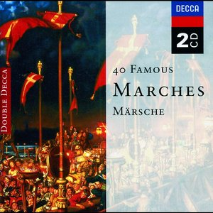 Image for '40 Famous Marches'
