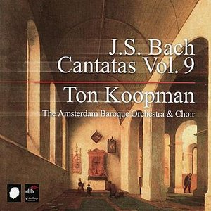 Image for 'J. S. Bach Cantatas Vol. 9'