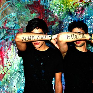 Image for 'Black Is Not a Colour'