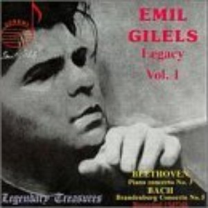 Image for 'Emil Gilels Legacy, Vol.1'