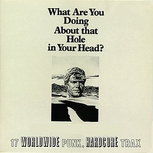 Image for 'What You Doing With That Hole In Your Head'