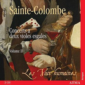 Image for 'Sainte-Colombe: Complete Works vol.2'