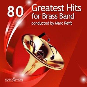 Imagem de '80 Greatest Hits for Brass Band'