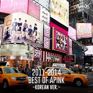 Image for '2011-2014 Best of Apink ~Korean Ver.~'