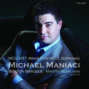 Bild für 'Mozart: Arias for Male Soprano'