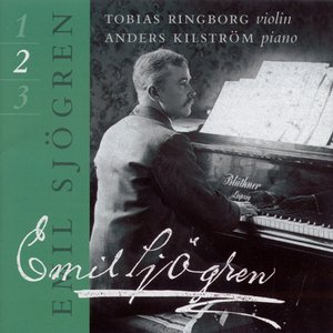 Image for 'Sjogren: Complete Works for Violin and Piano, Vol. 2'