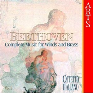 Image for 'Beethoven: Complete works for Winds and Brass Vol. 1'
