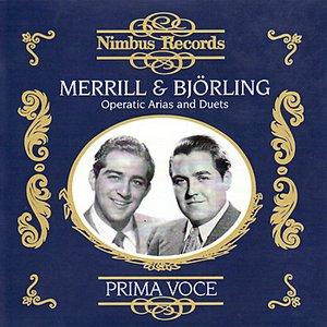 Immagine per 'Jussi Björling & Robert Merrill Perform Operatic Arias and Duets'