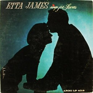 Image pour 'Etta James Sings For Lovers'
