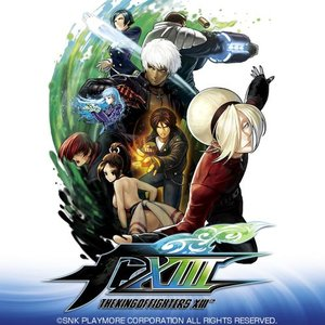 Image for 'THE KING OF FIGHTERS ⅩⅢ Soundtrack'