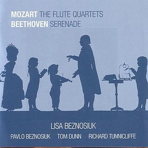 Image for 'Mozart: The Flute Quartets / Beethoven: Serenade'