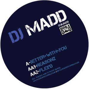 Image for 'DJ Madd - Better With You EP'