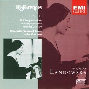 Bild för 'Bach: Goldberg Variations etc.'