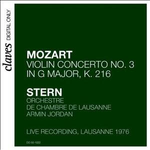 Immagine per 'Isaac Stern - Mozart 3'