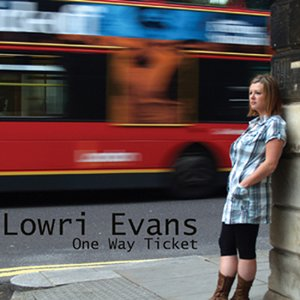 Image for 'ONE WAY TICKET (Lowri Evans)'