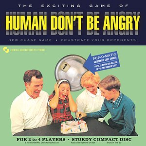 Image for 'Human Don't Be Angry'