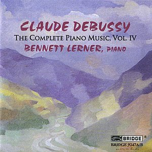 Image for 'Debussy: The Complete Piano Music, Vol. IV'