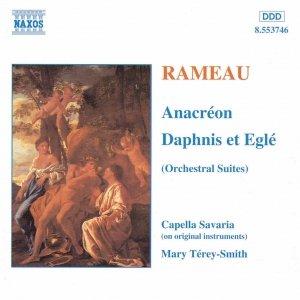 Image for 'RAMEAU: Anacreon / Daphnis et Egle'