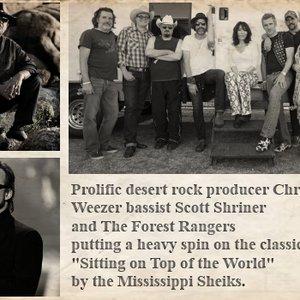 Image for 'Chris Goss & The Forest Rangers'