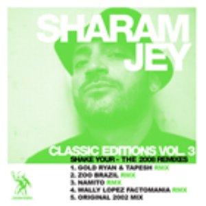 Image for 'Shake Your... (Gold Ryan & Tapesh Remix)'