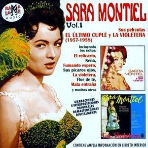Image for 'Sara Montiel Vol. 1 Sus Peliculas: El Último Cuplé Y La Violetera (1957-1958)'