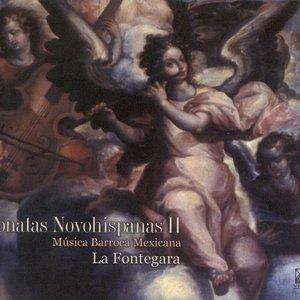 Image for 'Chamber Music - Murcia, S. De / Locatelli, P.A. / Puchinger (Sonatas From the New Spain,  Vol. 2) (La Fontegara)'