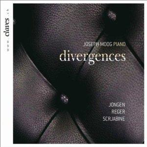 Image for 'Joseph Moog: Divergences'