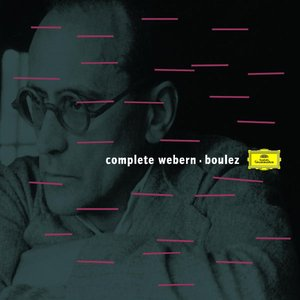 Image for 'Boulez Conducts Webern'
