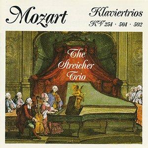 Image for 'Allegro - Klaviertrio in G major - W A Mozart K 564'