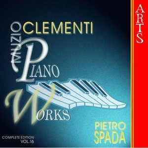 Image for 'Clementi: Piano Works - Vol. 16'