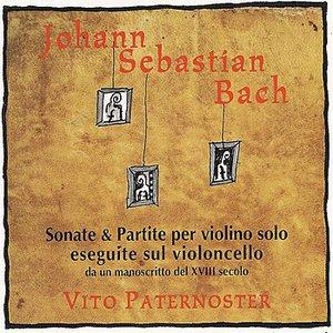 Image for 'Partita Terza in La maggiore - gavotte en Rondeaux'