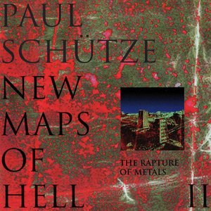 Image for 'New Maps Of Hell II: The Rapture Of Metals'