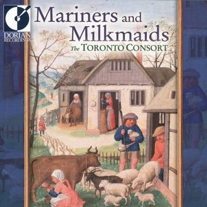Image for 'Ballads and Dances (17Th Century English) (Mariners and Milkmaids)'