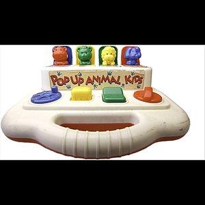 Image for 'Pop Up Animal Kids'