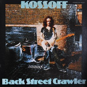 Image for 'Back Street Crawler'