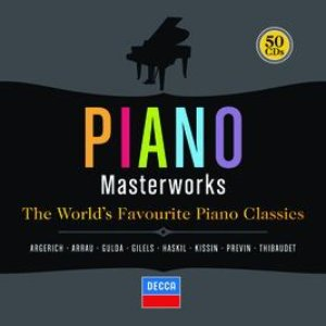 Image for 'Piano Masterworks'