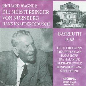 Image for 'Die Meistersinger Von Nürnberg : Act II - Zeig'her! - 's ist gut. - Dort an der Tür'