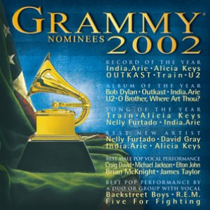 Image for '2002 Grammy Nominees'