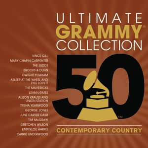 Image for 'Ultimate GRAMMY Collection: Contemporary Country'