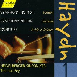 "Image for 'Symphony No. 104 in D Major, Hob.I:104, ""London"": IV. Finale: Spiritoso'"