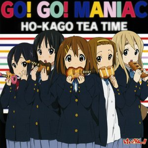 Image for 'GO! GO! MANIAC'