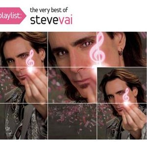 Immagine per 'Playlist: The Very Best Of Steve Vai'