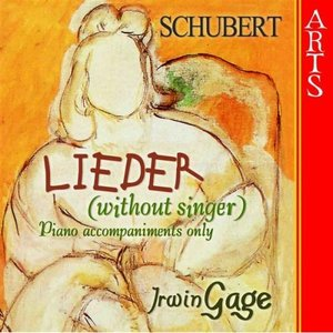 Image for 'Schubert: Lieder without Singer'