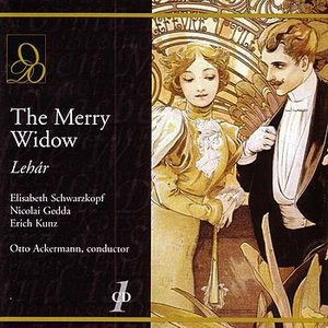 Image for 'The Merry Widow (Die lustige Witwe)'