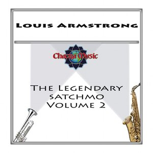 Image for 'The Legendary Satchmo Vol. 2'