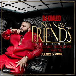 Image for 'No New Friends'