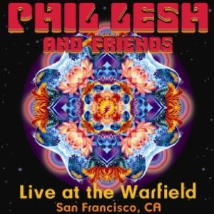 Image for 'Live at the Warfield Theater'