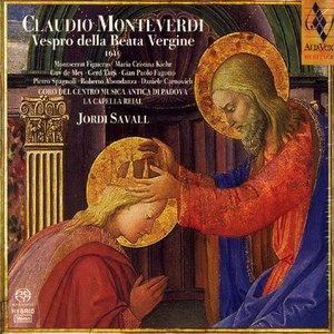 Image for 'Vespro Della Beata Vergine - Dixit Dominus'